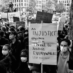 """L'injustice, même isolée, se répercutera partout"" / Ewa Kuczynski"