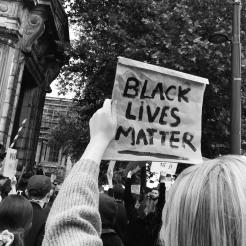 """Black Lives Matter"", Palais de Justice / Ewa Kuczynski"